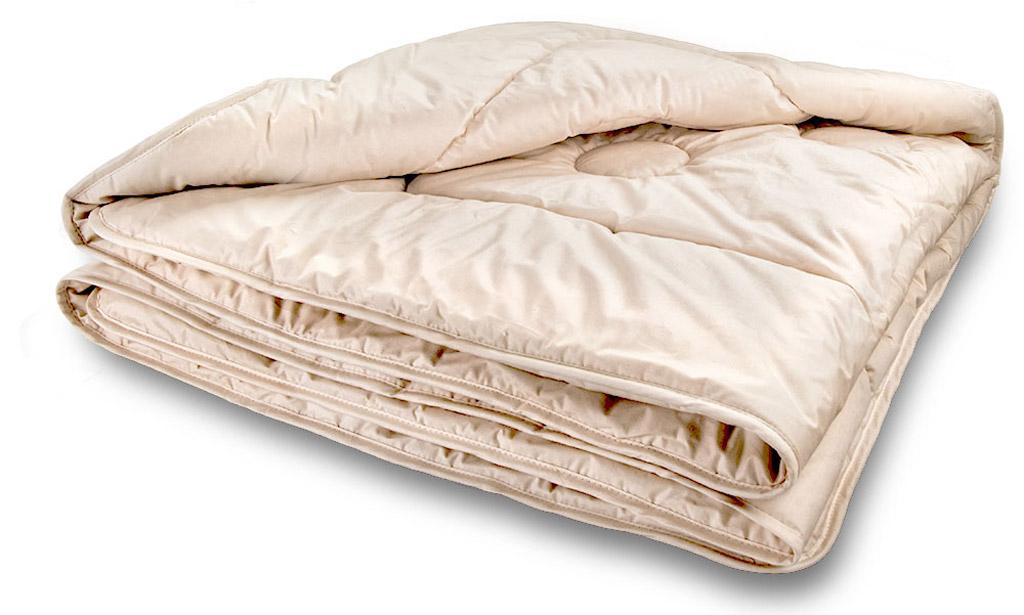 Baumberger Woll-Bettdecke leicht